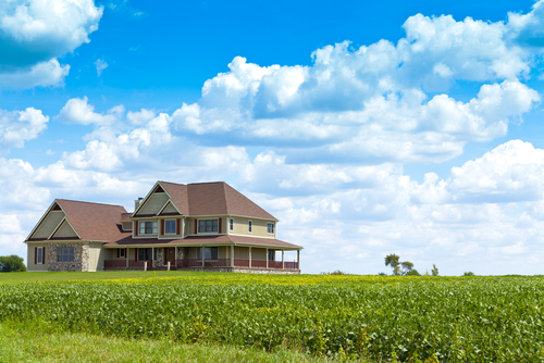 Rural House Citywide Home Loans