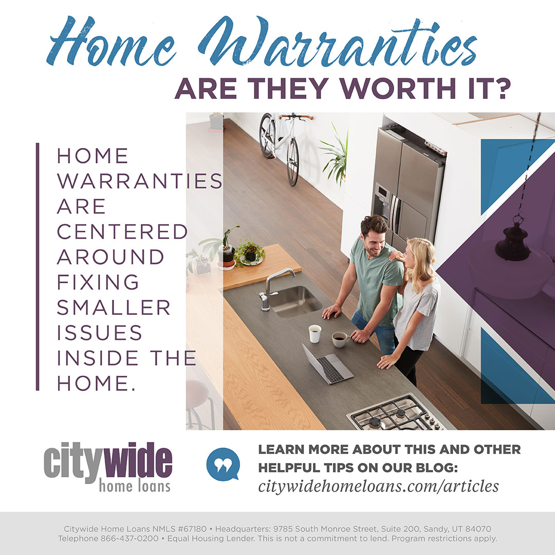 Home Warranties Are They Worth It Citywide Home Loans